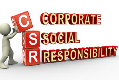 Corporate social responsibility schemes 'should help long ...