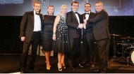 Personnel Today Awards 2014 shortlist: Employee engagement - under 1,000 employees: MBNA collect their 2013 award