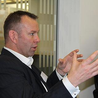 Brian Dean, Vodafone
