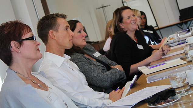 HR and recruiting professionals discuss the issues around candidate experience in Leeds