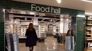 Marks and Spencer's food hall