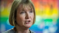 Deputy leader of the Labour Party Harriet Harman - REX/London News Pictures