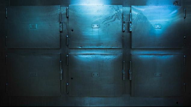 Morgue image