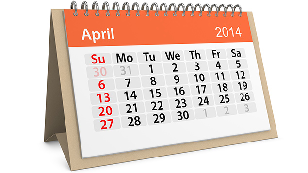 April 2014 legal changes for employers