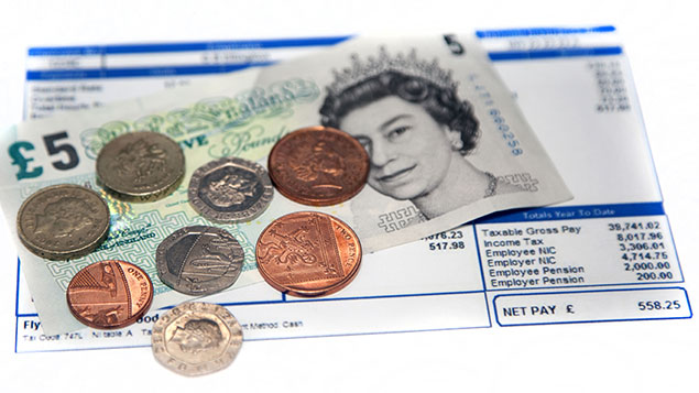 The UK living wage is currently set at £7.65