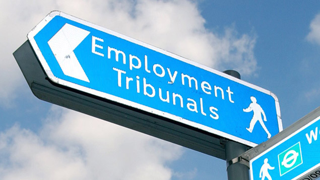 Tribunal claims plummet after introduction of fees. Photo:REX/Andy Paradise