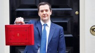 George Osborne, the Chancellor of the Exchequer, on 2014 Budget day
