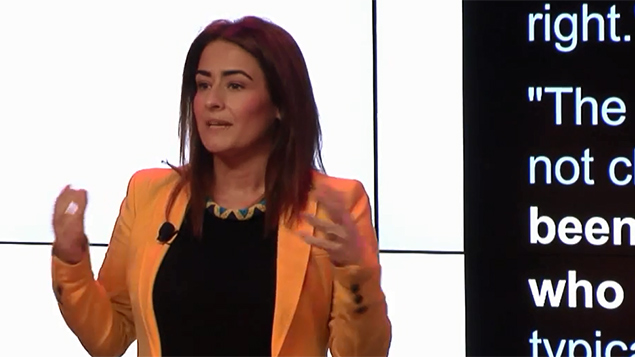 Barbara Matthews, HR business partner at Google