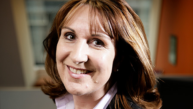 Valerie Hughes-D'Aeth, new BBC HR director