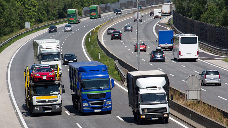 Lorries - for cpd feature