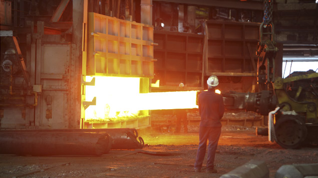 Manufacturing and production pay awards were slightly higher. Photo: REX