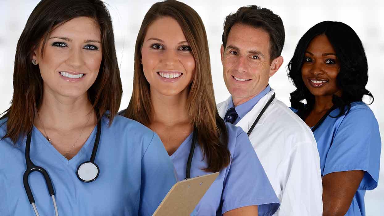 Healthy doctors