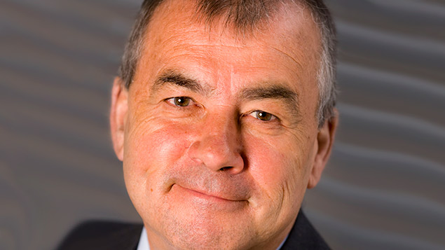 Acas chair Brendan Barber
