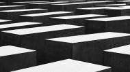 The Holocaust memorial, Berlin. REX/WestEnd61