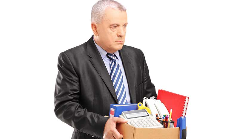 Older Worker Redundancy
