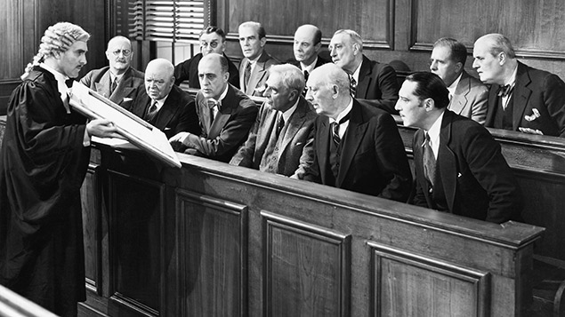 How does your organisation handle requests for leave in relation to jury service? Photo: REX/Courtesy Everett Collection