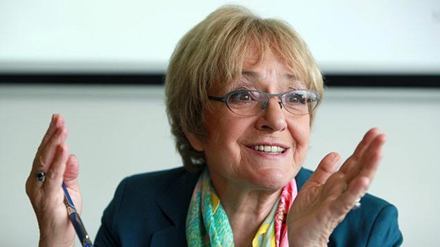 Margaret Hodge, chair of the Committee of Public Accounts. REX/Richard Gardner