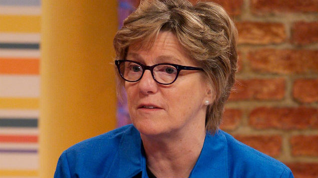Dame Sally Davies: people with mental health problems are priority