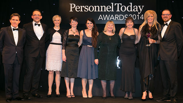 Personnel Today Awards 2014 winners: Tesco leads the way for L&D at larger employers