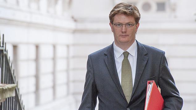 Chief secretary to the Treasury Danny Alexander. Photo: REX/ZUMA
