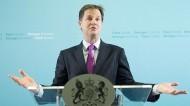 shared parental leave civil service nick clegg