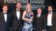 Carphone warehouse receive Personnel Today Employer Branding Award 2014.