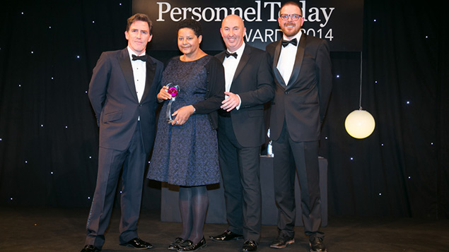 GE Capital win Diversity and Inclusion Award