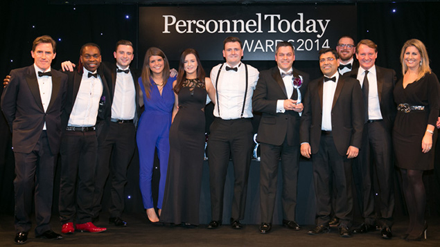 McDonalds take home Excellence in HR Through Technology Award
