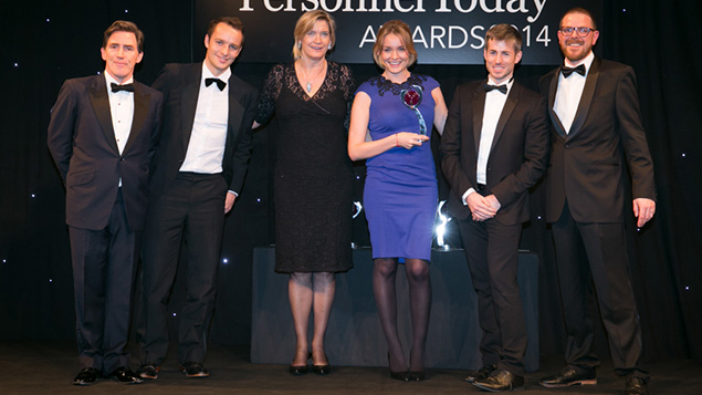 Mind Gym winning the 2014 Consultancy of the Year