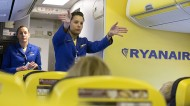 Global employers: Ryanair lost an appeal against an €8 million fine for breaching French labour laws. Photo: REX/Gavin Rodgers