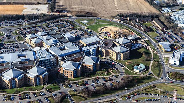 Norwich-University-Hospital
