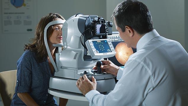 eyecare at work