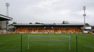 Vale Park, home of Port Vale Football Club. Photo: REX/Matt West/BPI