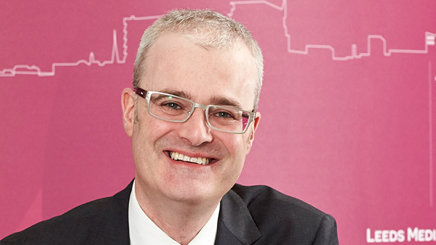 Danny Mortimer, chief executive of NHS Employers