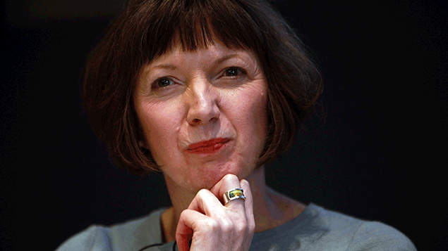 "TUC general secretary Frances O'Grady said: ""Zero hours contracts sum up what has gone wrong in the modern workplace"". Photo: Richard Gardner/REX."