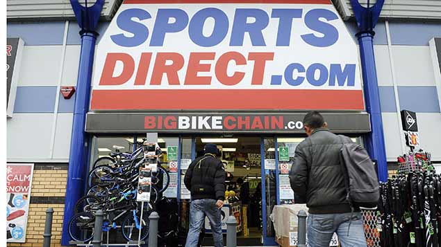 Sports Direct zero hours contract claims