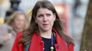 Jo Swinson joins a CIPD event today to discuss gender diversity in the boardroom. Photo: Steve Back/REX