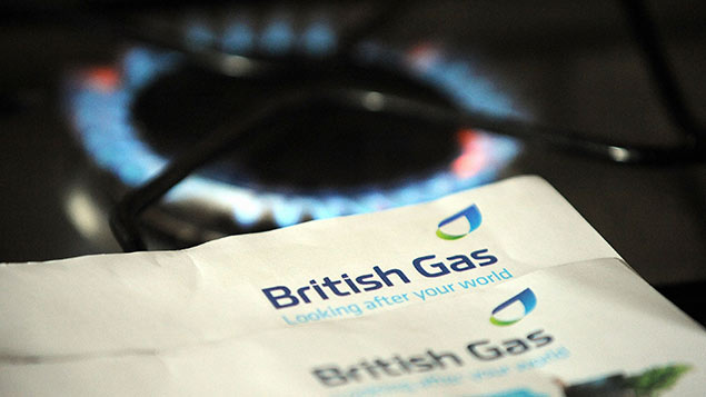 Mr Lock earned commission in his role at British Gas. Photo: London News Pictures/REX