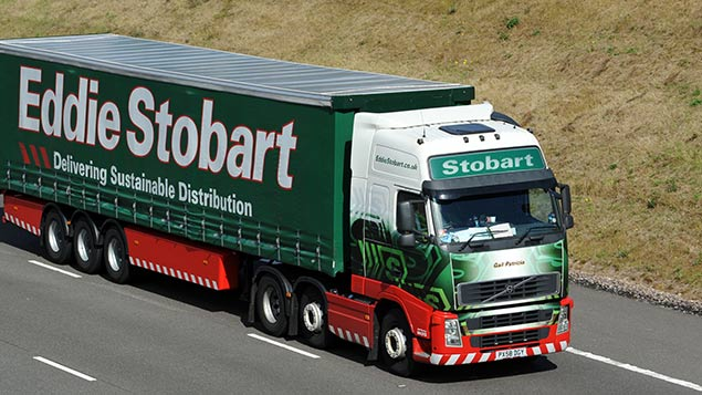 Eddie Stobart v Moreman, an important case in TUPE service provision changes. Photo: David Bagnall/REX