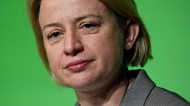 The Green Party's Natalie Bennett would like to see the national minimum wage to be £10 per hour by 2020