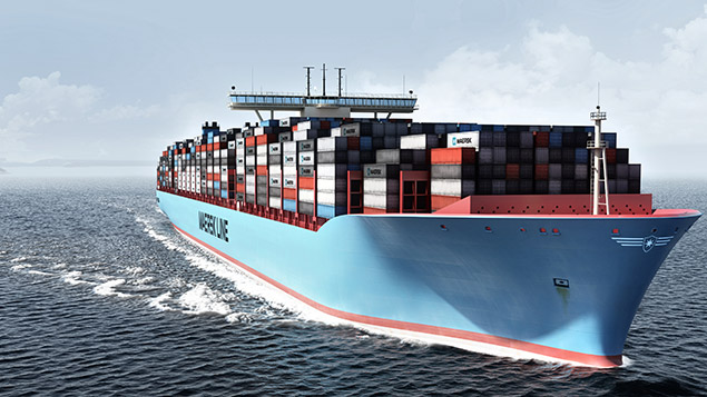 Maersk employs 89,000 people across 130 countries