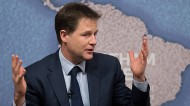 Nick Clegg says the Government will vote through mandatory pay gap reporting this week. Photo: REX