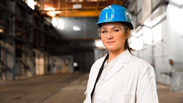 Women under-represented in manufacturing