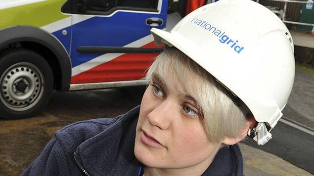National Grid won the Nationwide Inspiring the Workforce of the Future Award