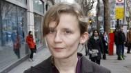Svetlana Lokhova arrives at the tribunal hearing in 2013. Photo: Mark Richards / Daily Mail / REX