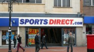 Sports Direct has come under fire for its use of zero hours contracts. Photo: Roland Hoskins / Associated Newspapers/REX