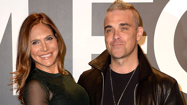 "Robbie Williams and wife Ayda Field will ""strenuously"" defend sexual harassment claims. Photo: Stewart Cook/REX"