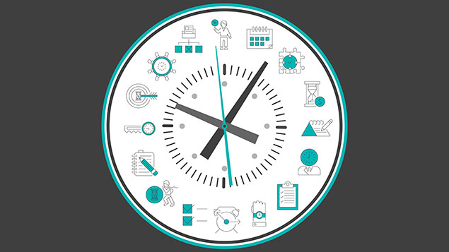 Time management for HR professional (webinar)