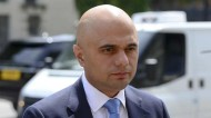 Business Secretary Sajid Javid launched the 15-point plan/REX
