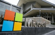Microsoft is typical of the tech sector: its workforce is 71% male, 29% female and 60% white. Photo: ddp USA/REX